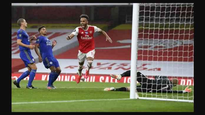 Hasil Arsenal vs Leicester City, Terjadi Perubahan Besar di Klasemen