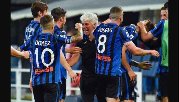Hasil Liga Italia 9 Juli: Roma, Napoli Menang, Milan Tertelan Lagi Deh
