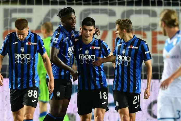 Atalanta Sukses Kalahkan Brescia, Gasperini Bilang Begini