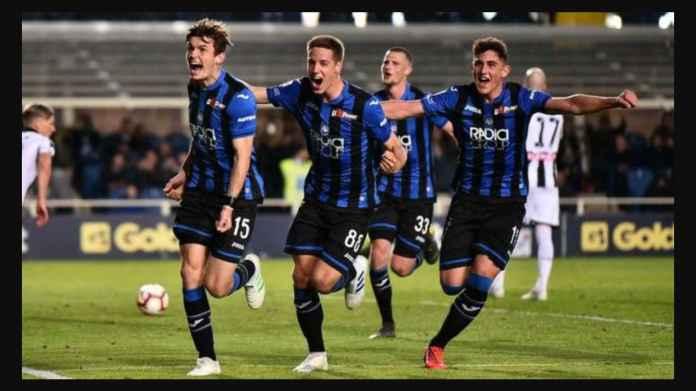 Atalanta Cetak Enam Gol Tadi Malam, Bikin Takut Lawan Liga Champions