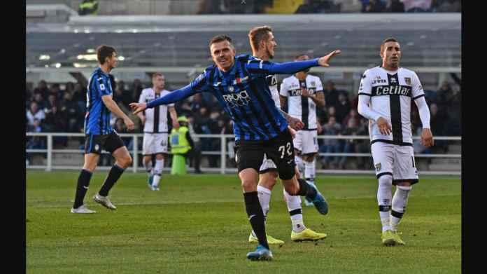 Atalanta Incar 100 Lebih Gol Serie A Saat Hadapi Parma Rabu Dinihari