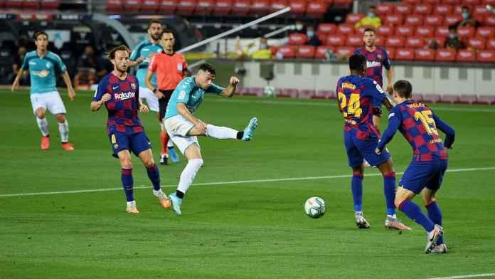 Barcelona Tumbang Dari Osasuna, Setien Bilang Begini