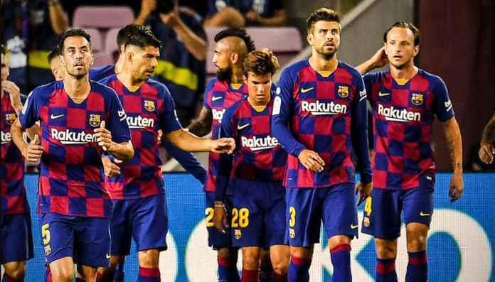 Pemain Senior Barcelona Mengaku Kalah, Pasrah Real Madrid Juara