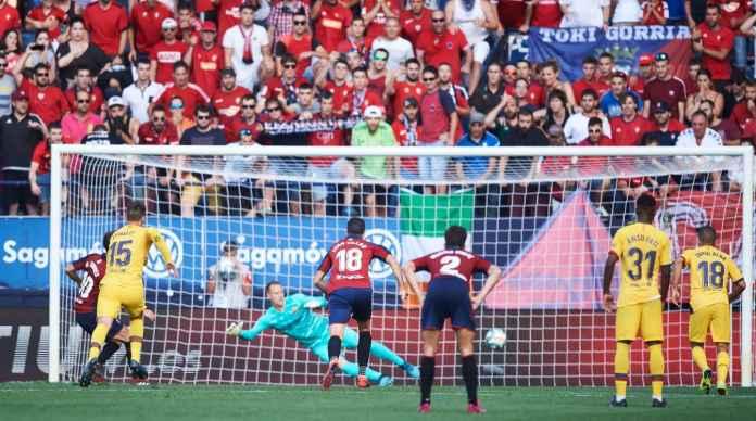 Prediksi Barcelona vs Osasuna, Liga Spanyol 17/7/2020, Sudah 26 Gol Barca
