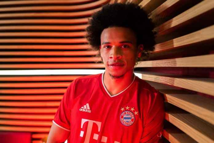Bayern Munchen Resmi Dapatkan Leroy Sane