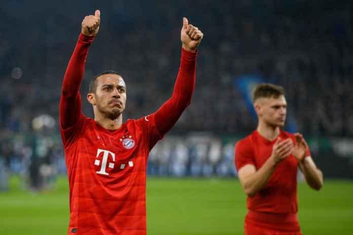 Bayern Munchen Siap Lupakan Thiago Alcantara