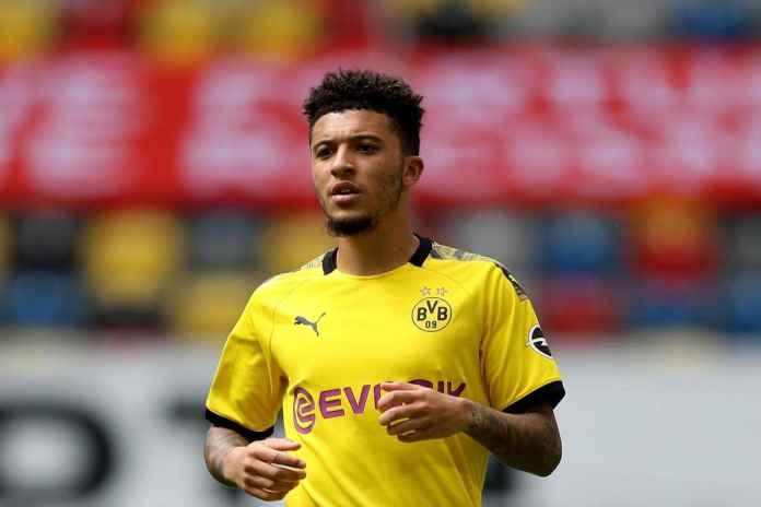 Borussia Dortmund Kasih Peringatan ke MU Soal Sancho