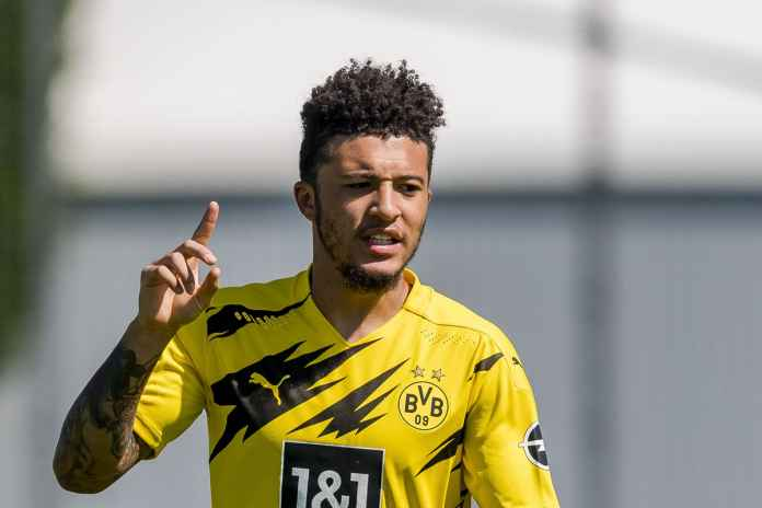Borussia Dortmund Siap Lupakan Sancho