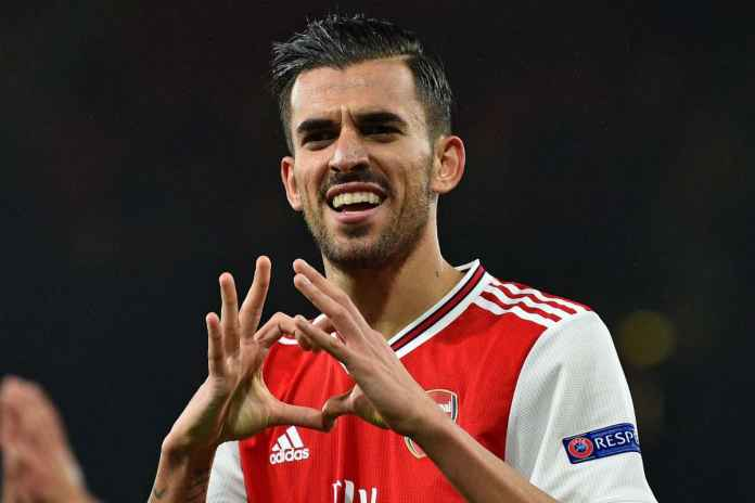 Ceballos Kasih Kode Mau Bertahan di Arsenal