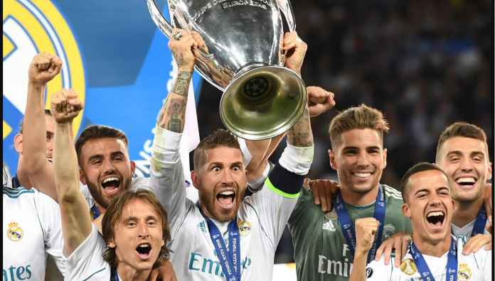 Deretan Calon Lawan Real Madrid: Man City, Juventus, Barca, Bayern