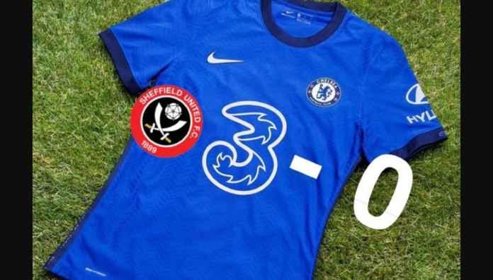 Sejak Sponsor Baru 3, Chelsea Kebobolan 3 Gol Atau Memasukkan 3 Gol