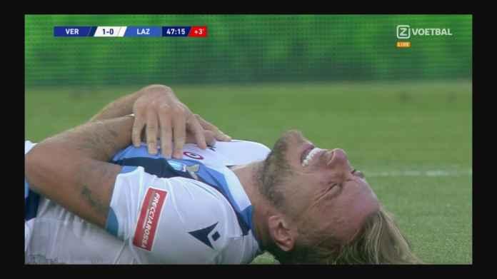 Hasil Liga Italia: Lazio Menang Lagi, Immobile Kini 4 Gol di Atas Ronaldo