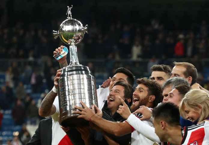 Copa Libertadores akan dilanjutkan September