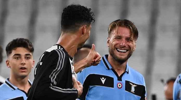 Immobile 35 Gol, Ronaldo 31 Gol, Masih Ada Gawang Roma Laga Terakhir