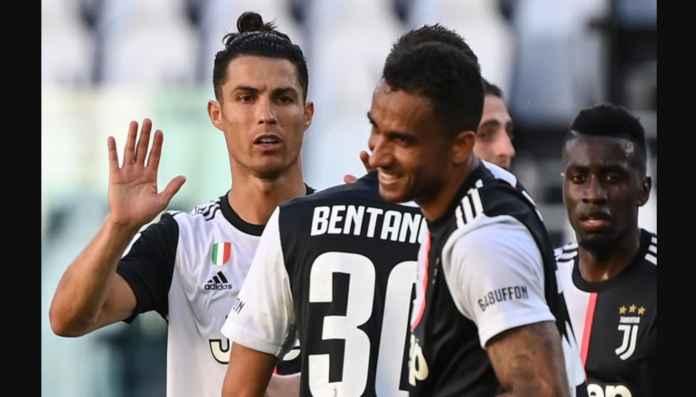 Ronaldo Pemain Terbaik Juventus Tadi Malam, Sedikit di Atas Juara Kedua