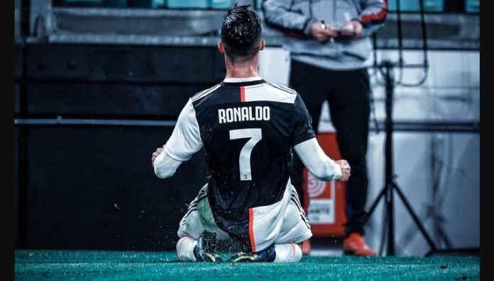 Lihat Gol Hebat Cristiano Ronaldo Dari Tendangan Bebas, Gol ke-46!