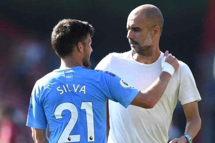 David Silva Akui Kehebatan Guardiola di Man City