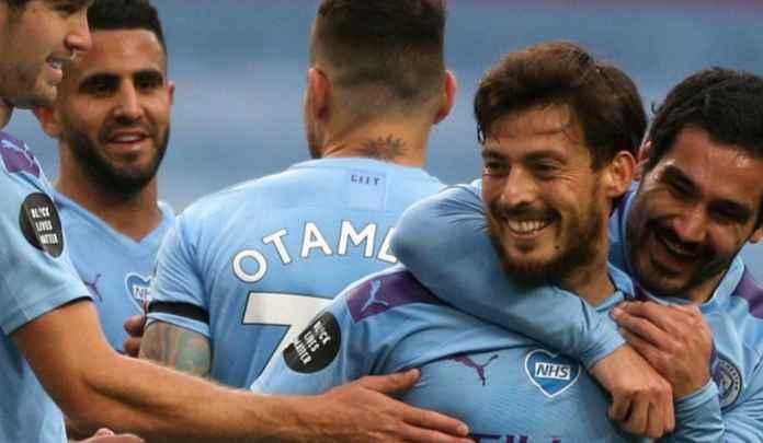 Larangan Bermain di Liga Champions Manchester City dibatalkan