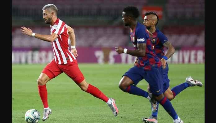 Penalti Kedua Atletico Hasil Diving, Barcelona Seharusnya Menang