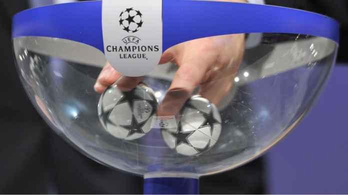 Drawing Aneh Liga Champions, Babak 8 Besar Tapi Pesertanya Ada 12