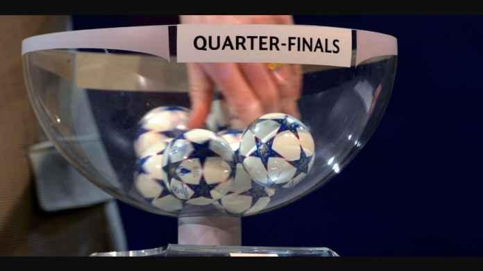 Hasil Drawing Liga Champions: Real Madrid, Juventus, Barcelona, PSG