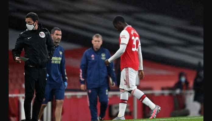 Kartu Merah Setelah 4 Menit Bikin Arsenal Gagal Menang Tadi Malam
