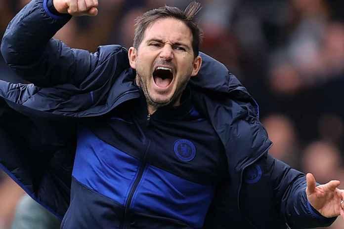 Frank Lampard pelatih Chelsea
