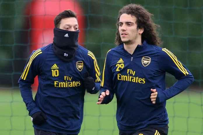 Granit Xhaka Bisa Jadi Contoh Untuk Duo Arsenal Ini
