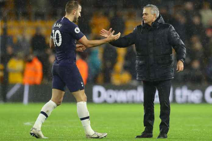 Harry Kane Optimis Dengan Kehadiran Mourinho di Spurs