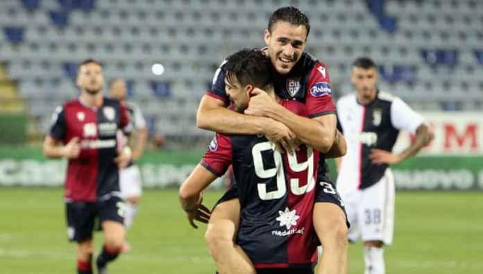 Hasil Cagliari vs Juventus - Hasil Liga Italia Tadi Malam