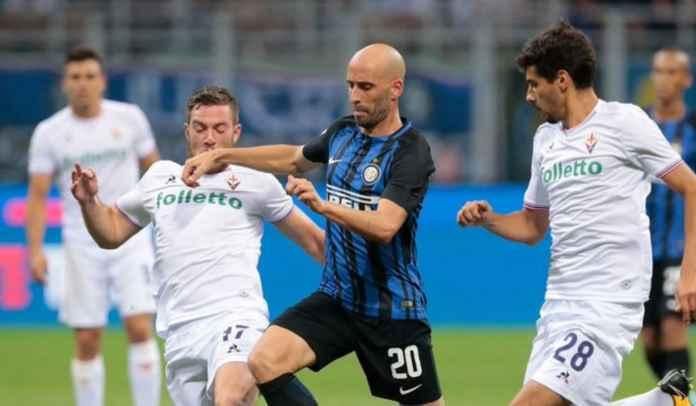 Hasil Liga Italia Inter Milan Vs Fiorentina 0 0 Tiang Gawang Masalahnya Gilabola Com