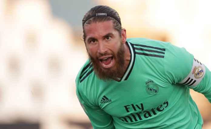 Hasil Leganes vs Real Madrid - Sergio Ramos Rekor - Leganes Degradasi