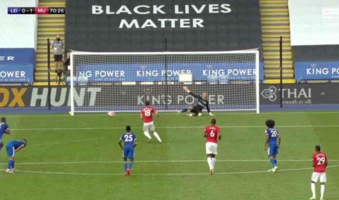 Hasil Leicester City vs Manchester United - Hasil Liga Inggris Tadi Malam