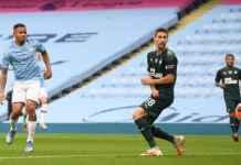 Hasil Liga Inggris - Manchester City vs Newcastle United