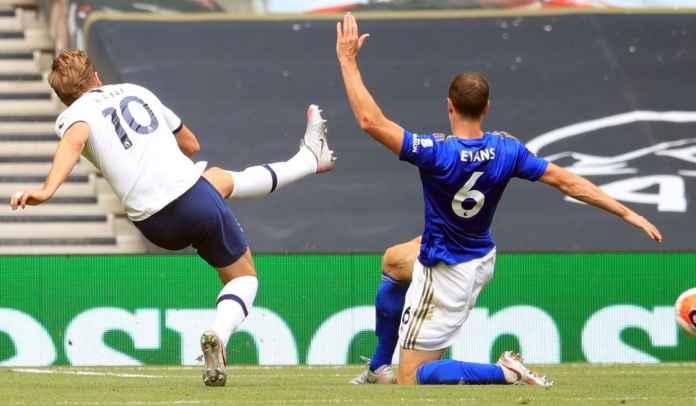 Hasil Liga Inggris - Tottenham Hotspur vs Leicester City