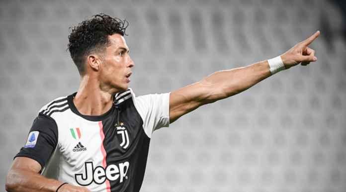 Hasil Liga Italia - Hasil Juventus vs Lazio - Cristiano Ronaldo Cetak Gol