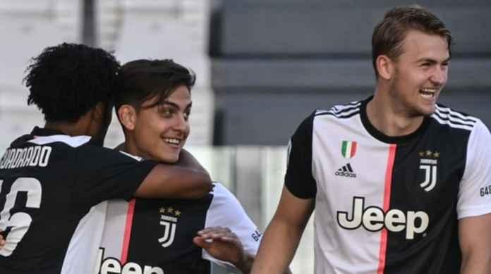 Hasil Liga Italia Juventus vs Torino