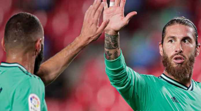Hasil Liga Spanyol - Granada vs Real Madrif