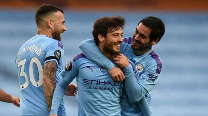Hasil Manchester City vs Bournemouth di Liga Inggris