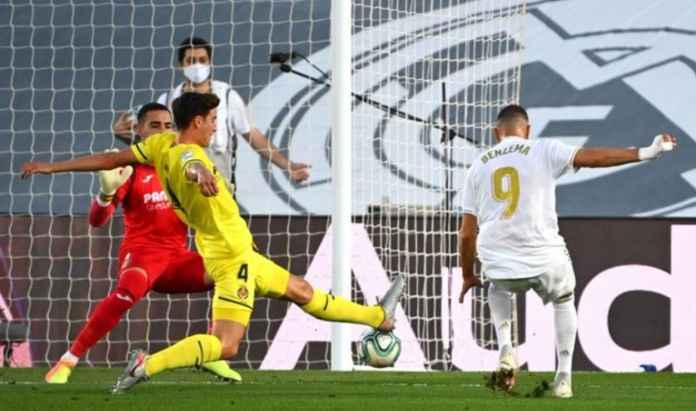 Hasil Real Madrid vs Villarreal - Hasil Liga Spanyol - Real Madrid Juara Liga Spanyol LaLiga