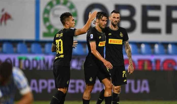 Hasil SPAL vs Inter Milan - Hasil Liga Italia - Skor Akhir