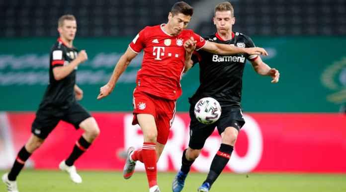 Hasil Final Piala Jerman, Bayern Munchen Juara ke-20 Kalinya!