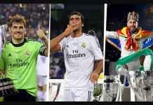 Sergio Ramos Pemain Spanyol Tersukses Dalam Sejarah Real Madrid