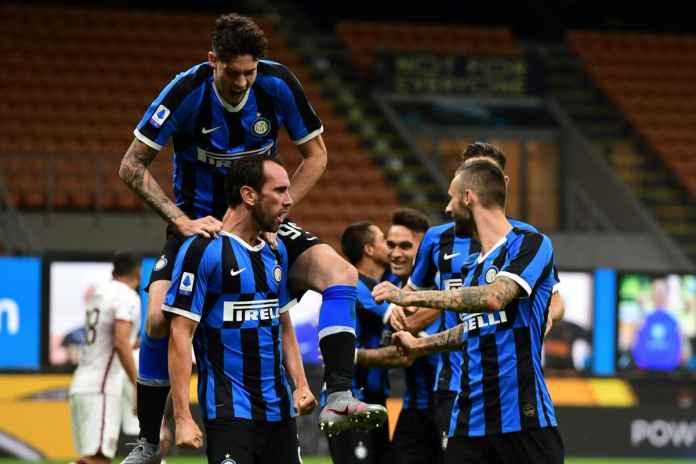 Inter Milan Optimis Masih Bisa Geser Juventus