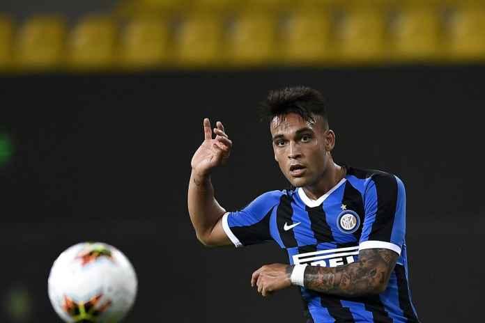 Inter Milan Tak Khawatir Lautaro Martinez Belum Cetak Gol