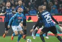 Inter vs Napoli: Pertarungan Dua Tim Dengan Kemampuan Merata