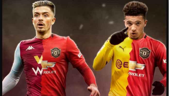 Man Utd Jengkel Harga Grealish Dekati Bintang BVB, Mending Sancho-lah