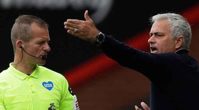Jose Mourinho manajer Tottenham Hotspur