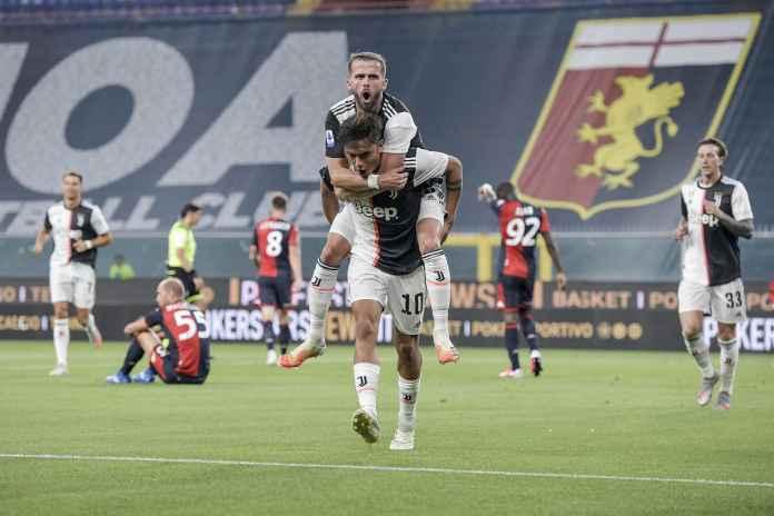 Juventus Sukses Atasi Genoa, Begini Respon Rodrigo Bentancur