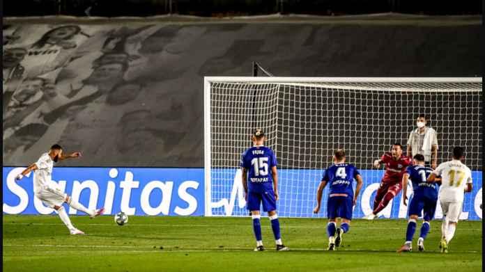 Dapat Voucher Penalti Lagi, Ini Rapor Pemain Real Madrid vs Alaves!